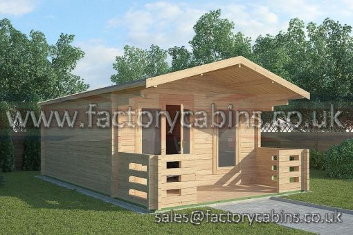 Factory Cabins Chard - FCCR3032-2047
