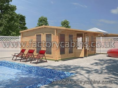 Factory Cabins Chipping Norton - FCPC2029 - DF29