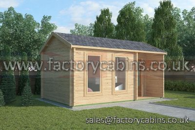 Factory Cabins Clevedon - FCCR3033-2090