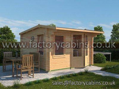 Factory Cabins Corby - FCPC2009 - DF09