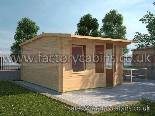 Factory Cabins Daventry - FCPC2010 - DF10