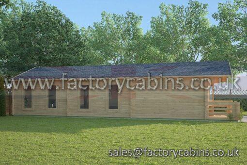 Factory Cabins Dawley - FCCR3013-2085