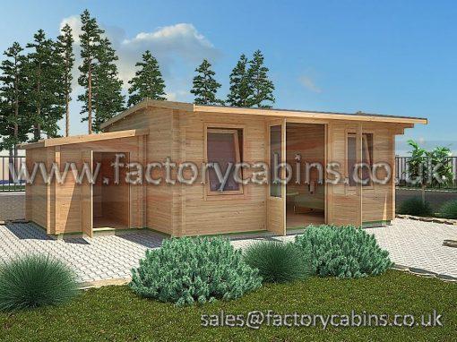 Factory Cabins Didcot - FCPC2031 - DF31