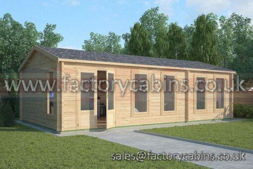 Factory Cabins Dulverton - FCCR3035-2126