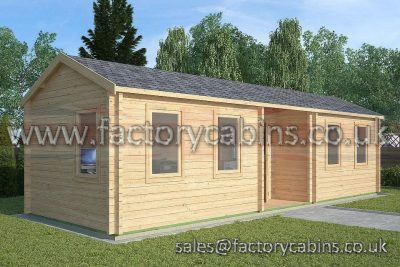 Factory Cabins Frome - FCCR3036-2129