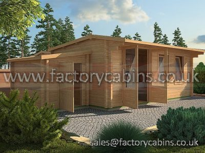 Factory Cabins Henley on Thames - FCPC2034 - DF34