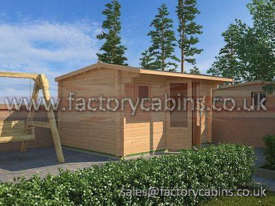 Factory Cabins Higham - FCPC2012 - DF12