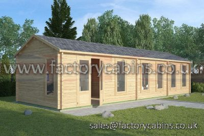 Factory Cabins Highbridge - FCCR3038-2132