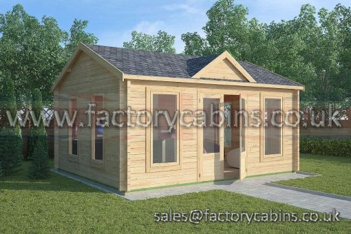Factory Cabins Ilminster - FCCR3039-2140