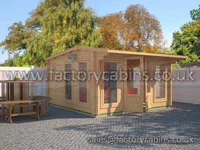 Factory Cabins Kettering - FCPC2014 - DF14