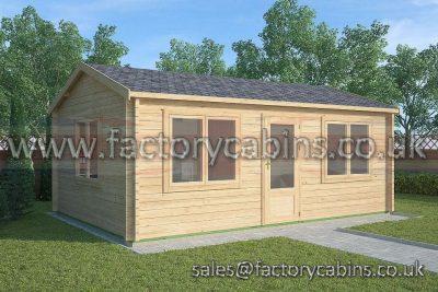 Factory Cabins Keynsham - FCCR3040-2118