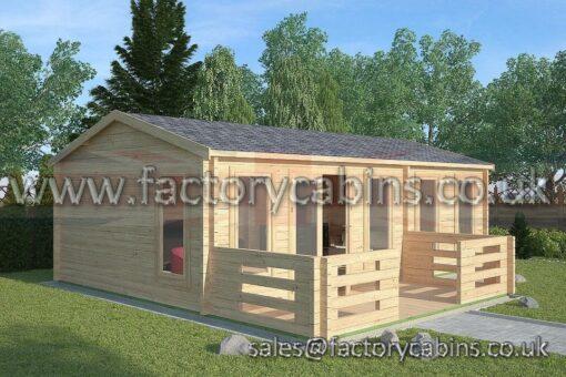 Factory Cabins Langport - FCCR3041-2121