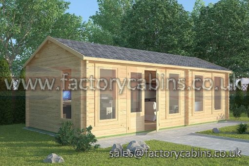 Factory Cabins Ludlow - FCCR3015-2124