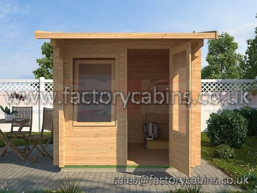 Factory cabins DF02