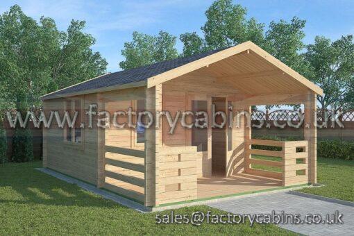 Factory Cabins Minehead - FCCR3042-2056