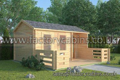 Factory Cabins Newport - FCCR3017-2091