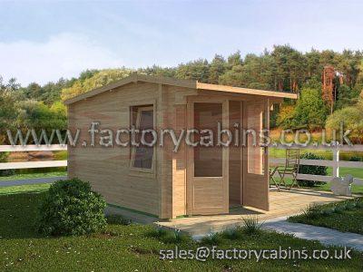Factory Cabins Oadby - FCPC2003 - DF03