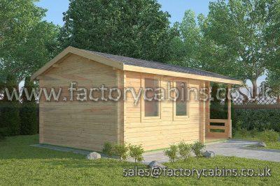 Factory Cabins Oakham - FCCR3009-2114