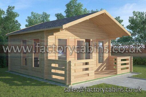 Factory Cabins Petherton - FCCR3044-2093