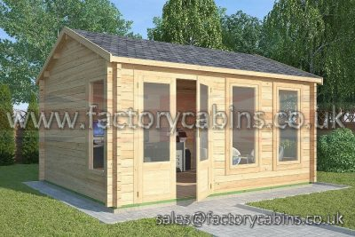 Factory Cabins Portishead - FCCR3046-2076
