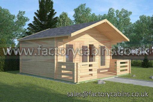 Factory Cabins Radstock - FCCR3045-2092
