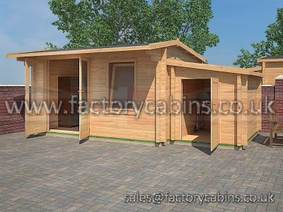 Factory Cabins Rushden