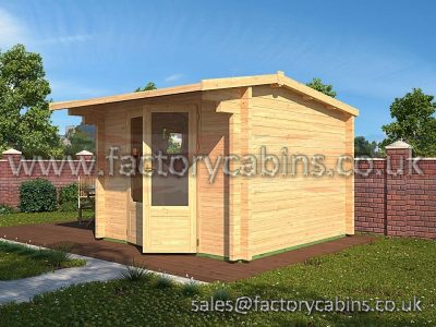Factory Cabins DF04