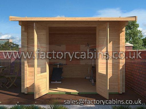 Factory Cabins DF04