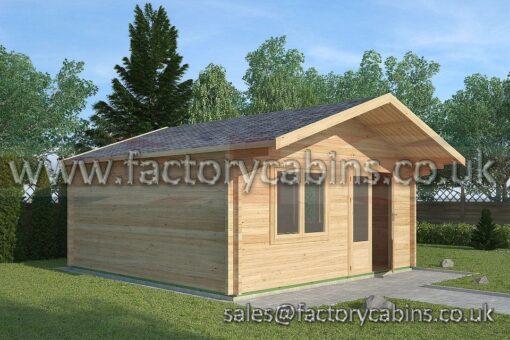 Factory Cabins Shepton Mallet - FCCR3048-2105
