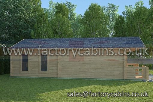 Factory Cabins Shifnal - FCCR3020-2102
