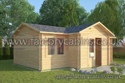 Factory Cabins Shrewsbury - FCCR3021-2120