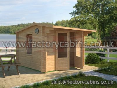 Factory Cabins Syston - FCPC2005 - DF05