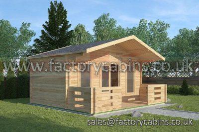 Factory Cabins Taunton - FCCR3051-2089