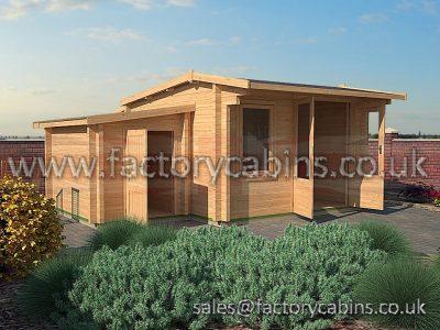 Factory Cabins Thrapston - FCPC2020 - DF20