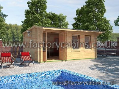 Factory Cabins Towcester - FCPC2021 - DF21