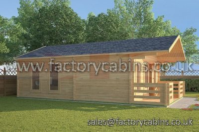 Factory Cabins Wallingford - FCCR3004-2097