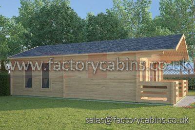 Factory Cabins Watlington - FCCR3006-2098