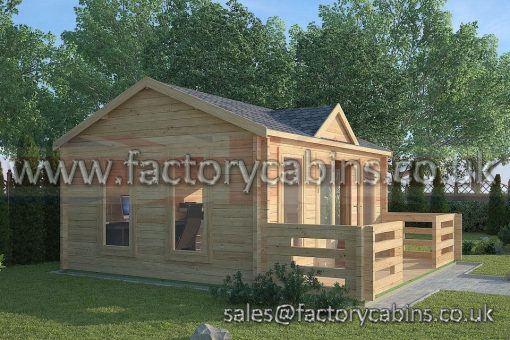 Factory Cabins Watchet - FCCR3052-2139