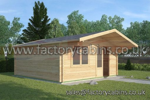 Factory Cabins Wells - FCCR3054-2148