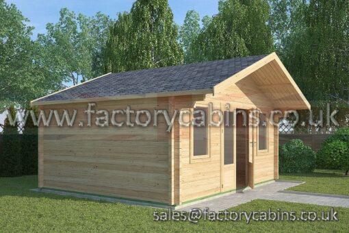 Factory Cabins Weston super Mare - FCCR3055-2110