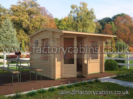 Factory Cabins Wigston - FCPC2006 - DF06
