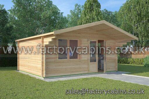 Factory Cabins Winsford - FCCR3057-2108