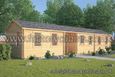 Factory Cabins Wantage - FCCR3005-2135