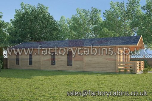 Factory Cabins Woodstock - FCCR3008-2086