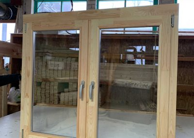 New Windows and Doors log Cabins LV 2021 14