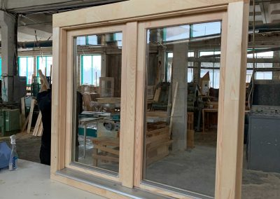 New Windows and Doors log Cabins LV 2021 22