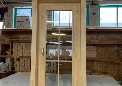 New Windows and Doors log Cabins LV 2021 30
